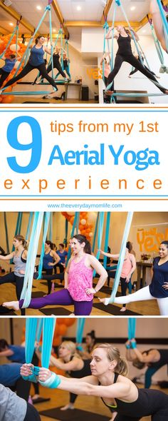 9 Learnings From My First Aerial Yoga Class With Well Yes! - The Everyday Mom Life