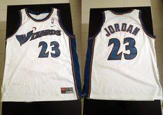 Michael Jordan - Washington Wizards - Estados Unidos de América