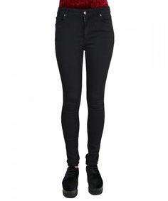 Μαύρο Παντελόνι Ψηλόμεσο UK0320 #γυναικείατζιν #παντελόνια #μόδα #γυναίκα #ψηλόμεσατζιν #womensjeans #fashion #style Black Jeans, Pants, Fashion, Moda, Trousers, Fashion Styles, Women Pants, Women's Pants, Fashion Illustrations