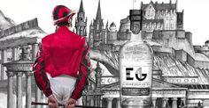 Social media digital advertising for Edinburgh Cup 2016 #advertising #MusselburghRacecourse