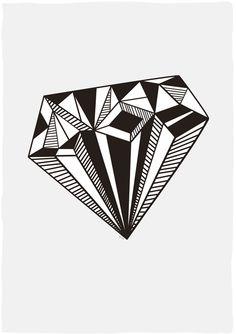Diamond art print by Galitt