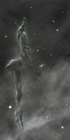Ode to the Proplyds, or Stellar demons in the Carina nebula