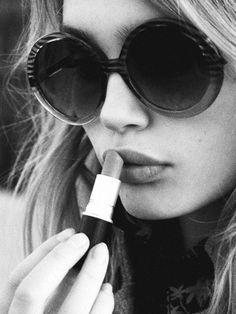 Gafas de sol redondas - Round sunglasses - Sunnies - Shades - Vintage style - Retro style