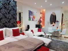VIP Apartments BP Budapest VIP Apartments BP offers accommodation in Budapest. St. Stephen's Basilica is 700 metres away. Free WiFi is available throughout the property. The Danube riverbank can be reached within 2 minutes on foot.  All units feature a seating area.