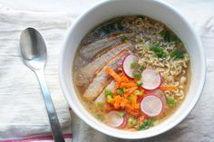 Pork Ramen Soup