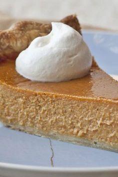 Ina Garten Pumpkin Pie i can't even begin to explain how much i love sweet potatoes