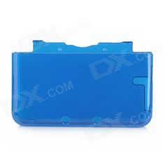 Quantity: 1; Color: Blue; Material: TPU; Application Model: Nintendo 3DS LL / 3DS XL; Features: Protects your device from scratches, dust and shock; Packing List: 1 x Case; http://j.mp/1tiFeuk