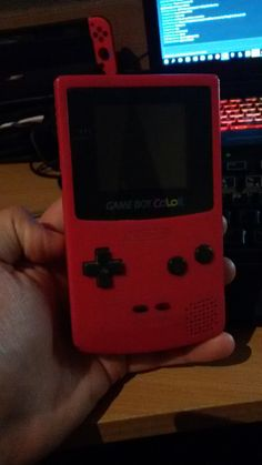 [Album] I repaired my old Game Boy Color system! (#QuickCrafter)