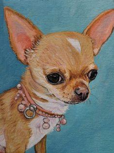 Chihuahua by giada888.devianta... on @DeviantArt #chihuahuadaily #teacupdogs…