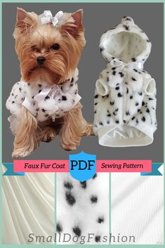 51d959a44e Dog clothes patterns Dog clothes small Dog winter coat Dog clothes Sewing  pattern Dog Coat pattern