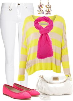 """""""Pink"""" by beti-turner on Polyvore"""