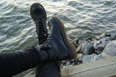 blck docs shared by Existenti▲l Com▲ on We Heart It Dr. Martens, Botas Dr Martens, Young Justice, Aquaman, Noctis Lucis Caelum, Emma Carstairs, Leonard Snart, Chloe Price, Prince