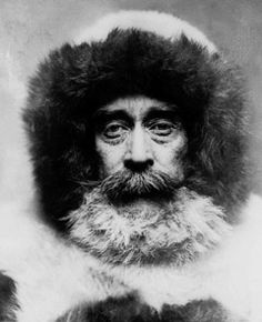 Edwin Peary. The first to reach the North Pole http://www.cbc.ca/gfx/images/news/photos/2009/04/03/peary-cp-6504327.jpg