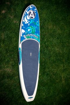 Blue Hibiscus D-Man Pro 10' 31.5'' Wide, 4.5'' Thick 3-fin design Double concave hull Surfs amazing,  real easing turning with luggage plugs and GoPro Mount $1349.00