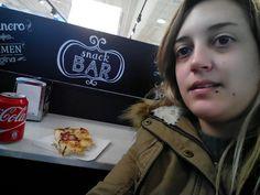 Momento #porcion #pizza