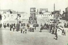 Hiç bilmediğimiz haliyle Taksim Meydanı #birzamanlar #istanbul #istanlook