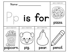 Alphabet flip books to teach letter recognition and sounds. 31 books included. (21 consonants and 10 vowels: long and short sounds).