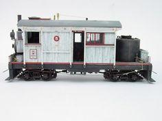 Gordon Birrell Standard Gauge, Rolling Stock, Model Train Layouts, Diesel Locomotive, Train Tracks, Ho Scale, Model Trains, Citizen, Minis