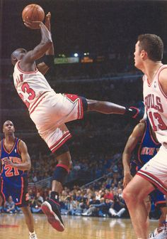 Michael Jordan's Un-believeable Shot! #michaeljordan #jordans #basketball #chicagobulls