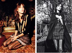 Style Guide CT: Alexa Chung for Vogue Italia June 2011
