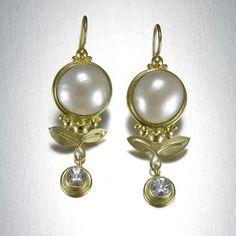 Pamela Hitchcock earrings
