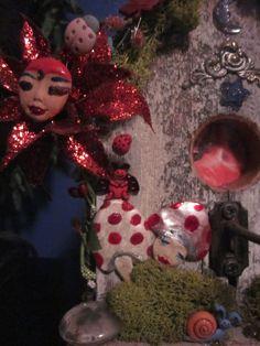 Clay fairies