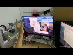 Monocular Real-time Hand Shape and Motion Capture using Multi-modal Data - CVPR 2020 Feed Forward, Computer Vision, Motion Capture, Pattern Recognition, Hand Shapes, Vr, Science And Technology, Facial, Youtube