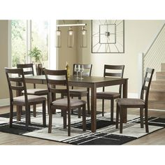 Bistro Table Set, Bar Table Sets, Table And Chair Sets, Dining Room Furniture, Dining Room Table, Counter Height Table Sets, Family Dining Rooms, Dinette Sets, Side Chairs