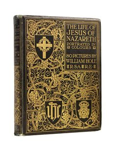 The Life of Jesus of Nazareth (1908). Illustrated by William Hole.