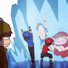 Boboiboy Anime, Kawaii Anime, Anime Art, Anime Galaxy, Boboiboy Galaxy, Naruto Akatsuki Funny, Doraemon Wallpapers, Picts, 3d Animation