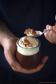 Five Minute Mousse au Chocolat   +++keksunterwegs.de+++ Das muss ich mal ausprobieren :)
