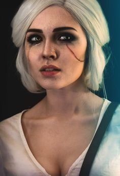 Ciri costest Witcher 3: Wild Hunt by Sladkoslava by Sladkoslava