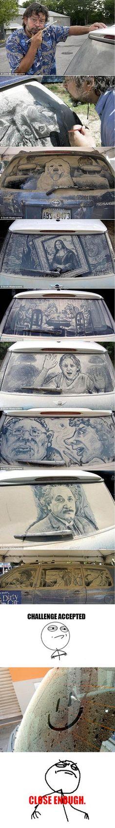 Arte puro...