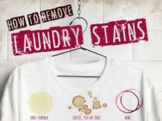 Stain Removal Guide All The Tips And Tricks