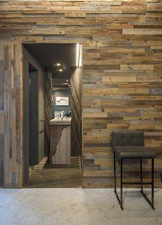 Rivestimento in legno di recupero MATERIA 3.0 by GARBELOTTO