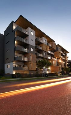 Tim Stewart Architects Multi-Residential Project on Victoria Road in Kelvin Grove #timstewartarchitects