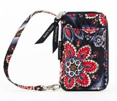 Bella Taylor Serafina Quilted Cotton Wristlet Wallet Victorian Heart Co., Inc.. $23.95