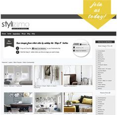 STYLIZIMO.COM - Love this blog! A Norwegian girl that has awesome Scandinavian design skills!