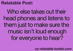 especially rap music haha(: