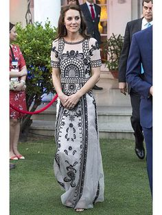 Princess Kate's Day 3 in India! Find Out What She Wore – and See All Her Looks So Far| The British Royals, The Royals, Kate Middleton