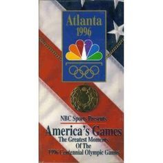 NBC Sports Presents America's Games: The Greatest Moments of the 1996 Centennial Olympic Games [VHS] VHS ~ Bob Costas, http://www.amazon.com/dp/6304238770/ref=cm_sw_r_pi_dp_4R1Xqb02N3FWQ