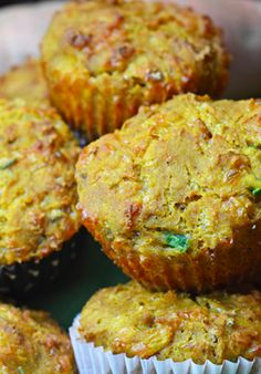 This is a chipotle cheddar sweet potato muffins recipe. Yes it is amazing!! The cheese, chipotle & jalapeno mixed with sweet potatoes really sets this off! #cheddar #muffins