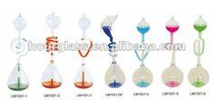 Glass love meter, hand boiler