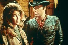 El Dorado Movie Cast   Film de Howard HAWKSMichele CAREY et Robert MITCHUM
