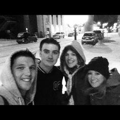 celticck Fun in the snow today