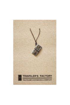 "Midori TF  ""Traveler's notebook"" Charm (Ships on 5th April) by niconecozakkaya on Etsy"
