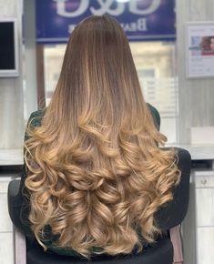 Curls For Long Hair, Super Long Hair, Long Curly Hair, Beautiful Long Hair, Gorgeous Hair, Long Layered Hair, Silky Hair, Hair Pictures, Pretty Hairstyles