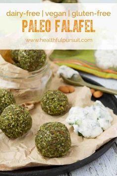 How To Make Paleo Falafel