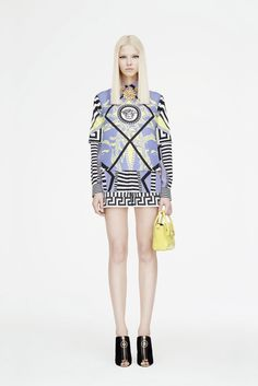 Versace | Resort 2015 Collection | Style.com