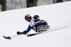 Mick Brennan skis a Personal Best in the Men's Super G at Sochi Parlympic Winter Games #GoParalympicsGB